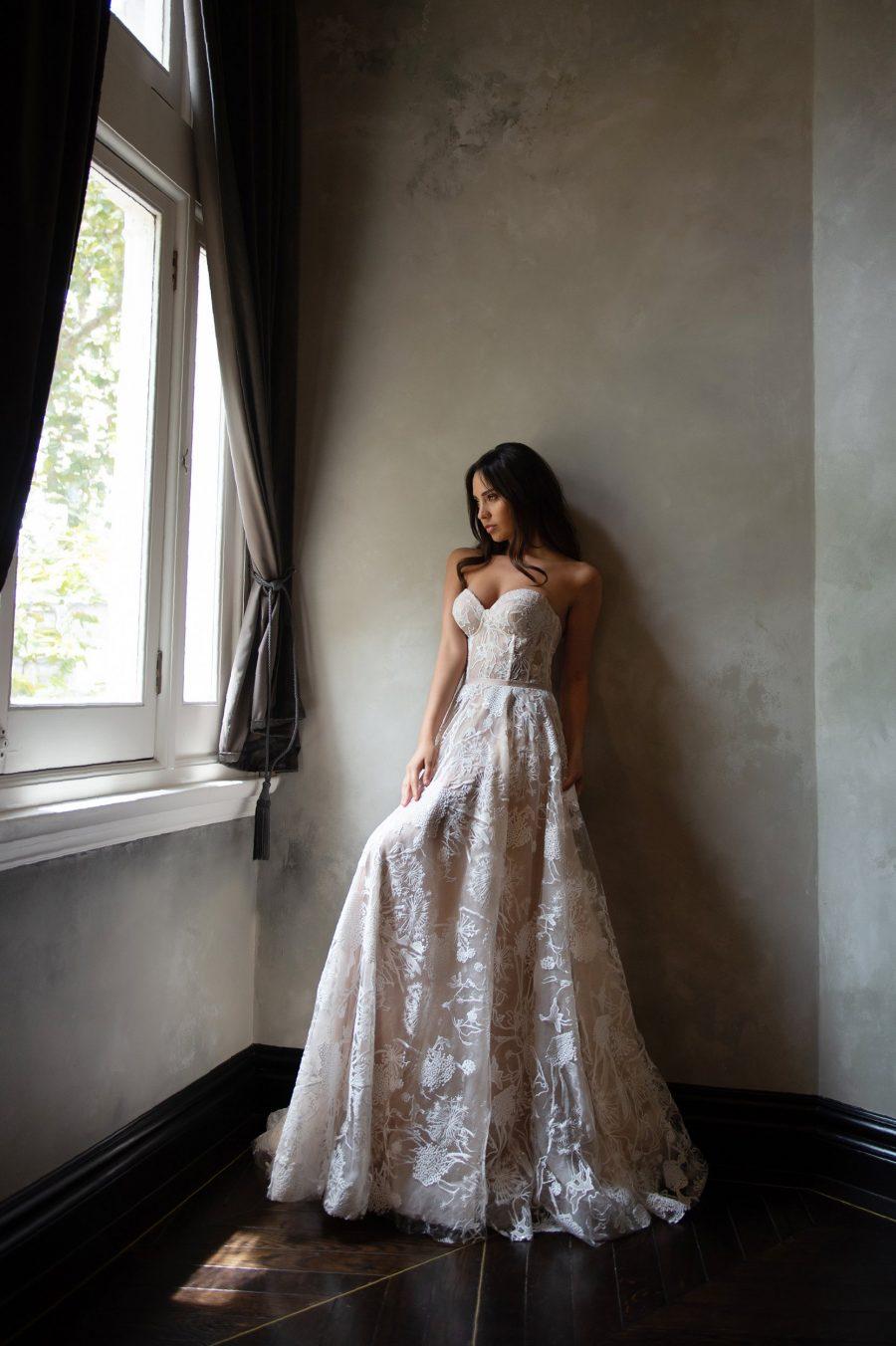 Michelle Roth Alyssa Gown