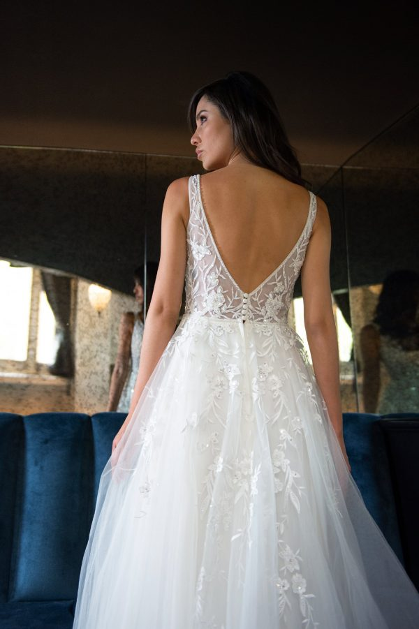 Michelle Roth Paige Gown
