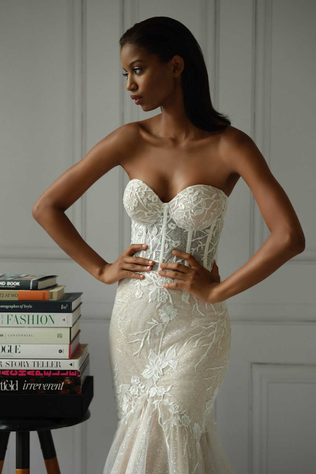 Michelle Roth Alana Gown