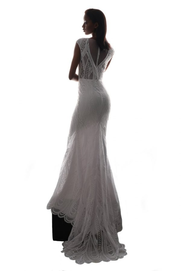 Michelle Roth Alexia Gown