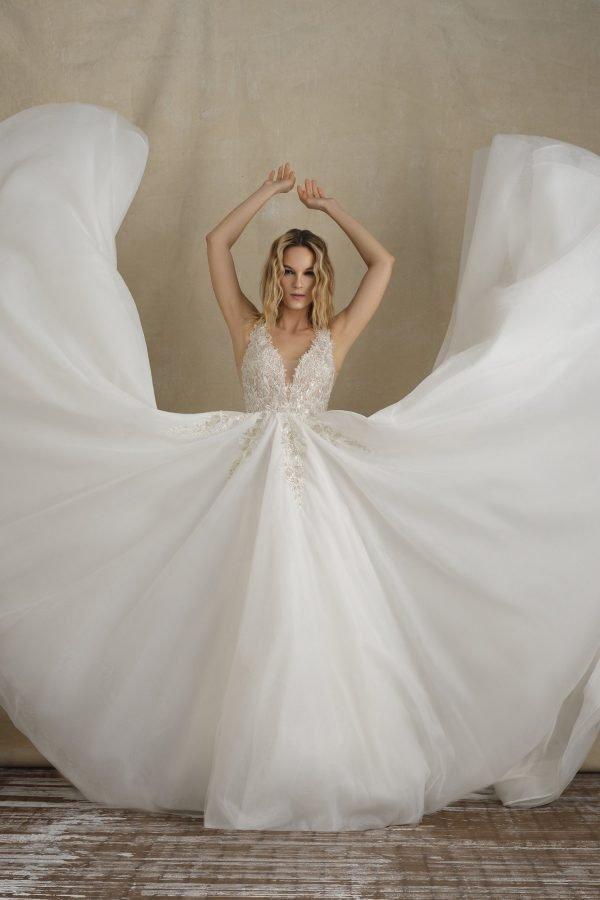 Michelle Roth Allie Gown