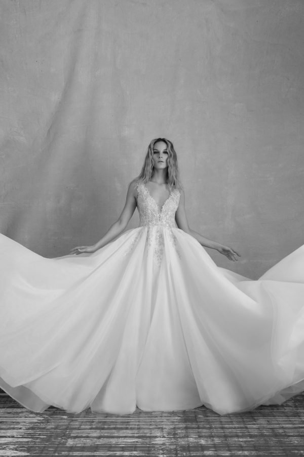 Michelle Roth Ally Gown