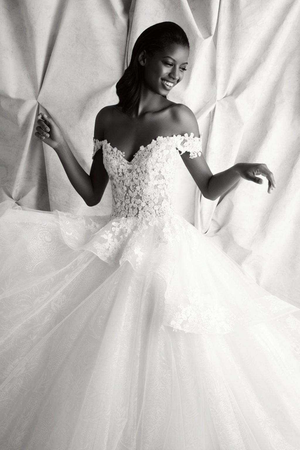 Michelle Roth Georgia Gown
