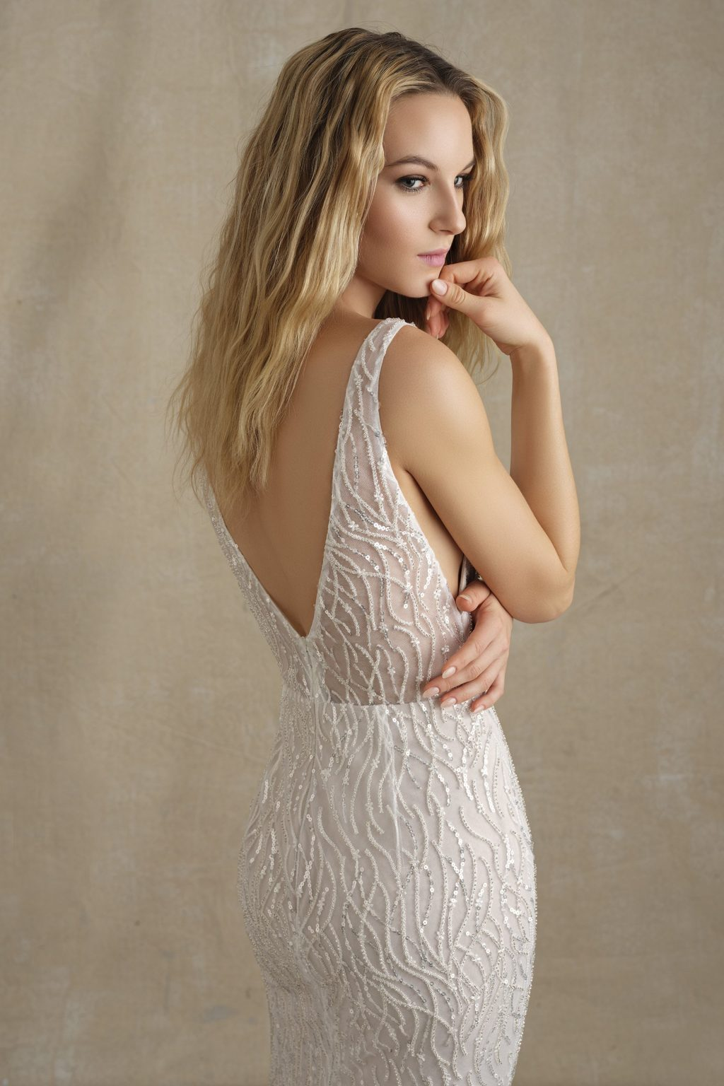 Michelle Roth Ivy Gown