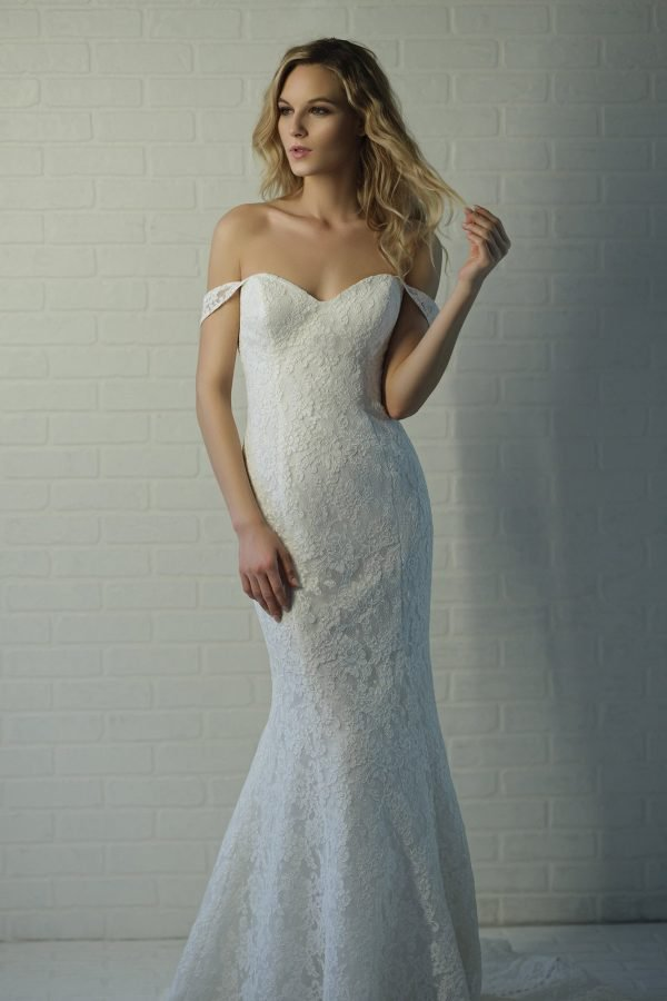 Michelle Roth Vows Gown