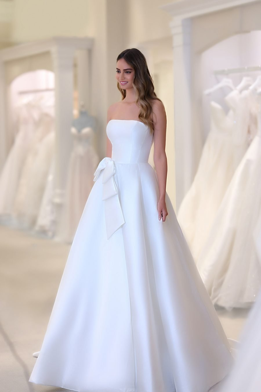 Michelle Roth Gown Bowie