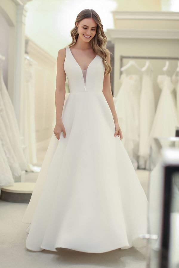 Michelle Roth Gown Piper