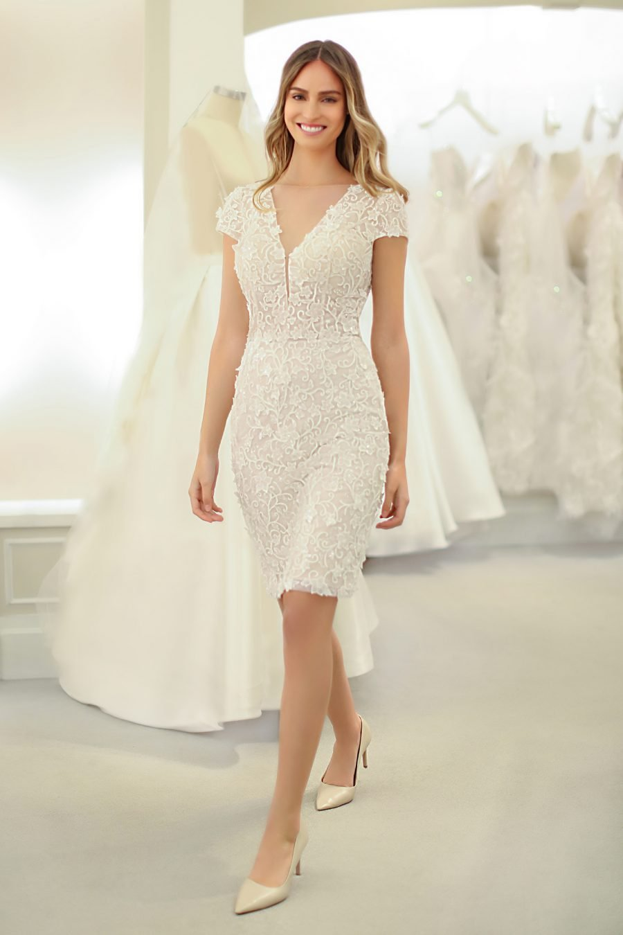 Michelle Roth Gown Stye Reese