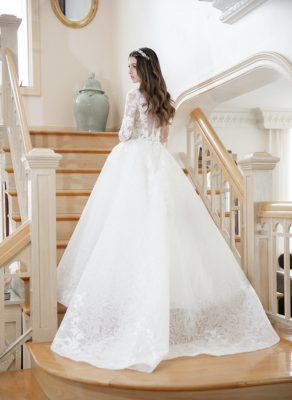 Michelle Roth Custom Gown